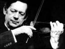 VIOLIN Concerto in A minor BWV 1041 GRUMIAUX