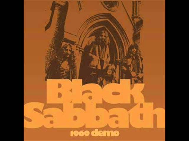 Earth Pre Black Sabbath Demo 1969