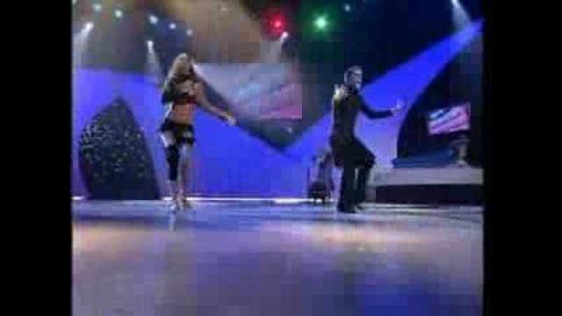 Aytunç Duygu World Salsa Champ. Kanal D Show