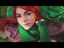 A day with WindRanger DotA 2 cosplay