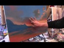Масляная живопись для начинающих, уроки рисования, курсы живописи в Москве, Сахаров Игорь