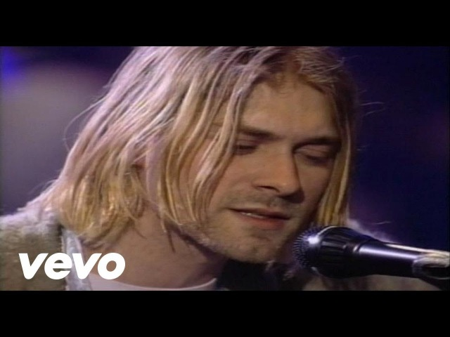 Nirvana All Apologies MTV Unplugged