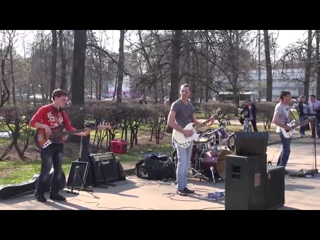 Чёрный Квадрат - Концерт 20 апреля 2014 (Москва. ВДНХ)