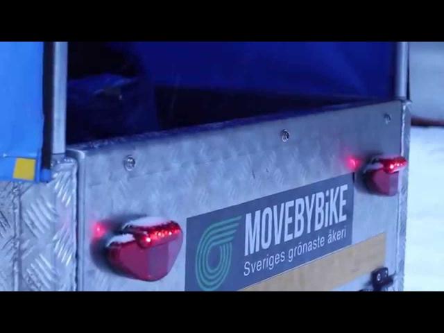 MOVEBYBiKE Stockholm crowdfunding cargo bike in 2015