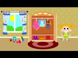 РАЗВИВАЙКА! Большой сборник развивающих мультиков для малышей. Часть 4
