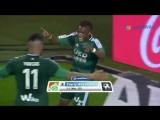 Гол Чарли Мусонды 1:1 | «Депортиво» 2:2 «Реал Бетис» | 13.02.2016 | vk.com/CFCRusia