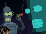 Futurama.S02E08.Raging.Bender. Футурама, Бендер.