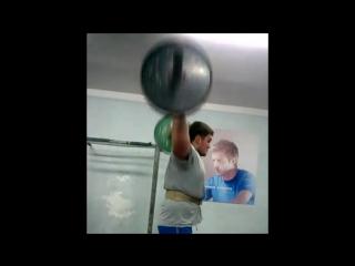 Ivan Kariuk Strong Man 90kg