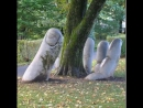Интересные скульптуры со всего мира
