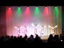 Танец Жалам Хар. Танцевальная группа Ая-Ганга