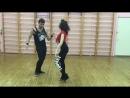 Bachata: Сергей Лозинский & Татьяна Лозинская (Школа Социальных Танцев ISALSA Ярославль)
