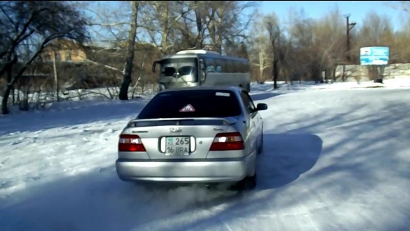 Усть-Каменогорск. Автообзор а/м Nissan Bluebird QU14 » Freewka.com - Смотреть онлайн в хорощем качестве