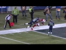 Cardinals Score 4 TDs  Safety to Win Big NFC West Matchup - Cardinals vs. Seahawks - NFL