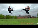 Scott Adkins Ginger Ninja Trickster Grass Sampler