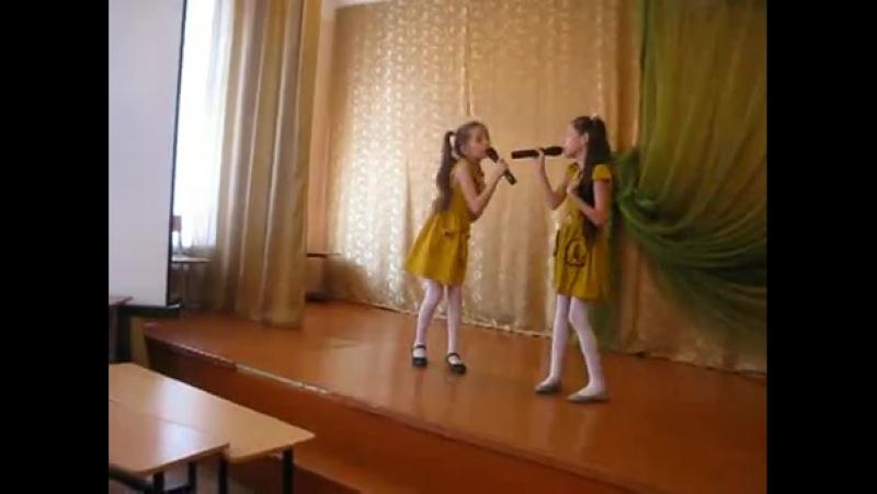 2013.03.06 Весенняя карусель Шахпандарова Сабина Пономарева Марина