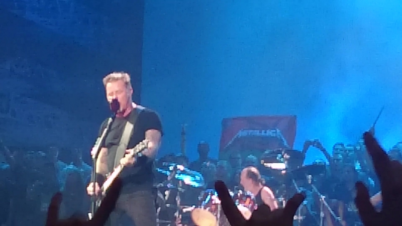 Metallica - Turn the Page (Live In St.Petersburg 2015)
