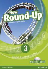 """Round-up 3 russian new ed. Teacher""""s book with cd round-up."""