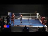 Артем Левин & Армен Петросян (финал Чемпионат России по тайскому боксу)
