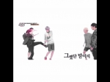the highlight of seeing teen top on weekly idol