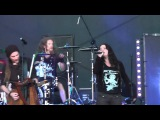 Eluveitie - 4 - A Rose for Epona FULL HD (Live at Metalfest, Poland 2012)