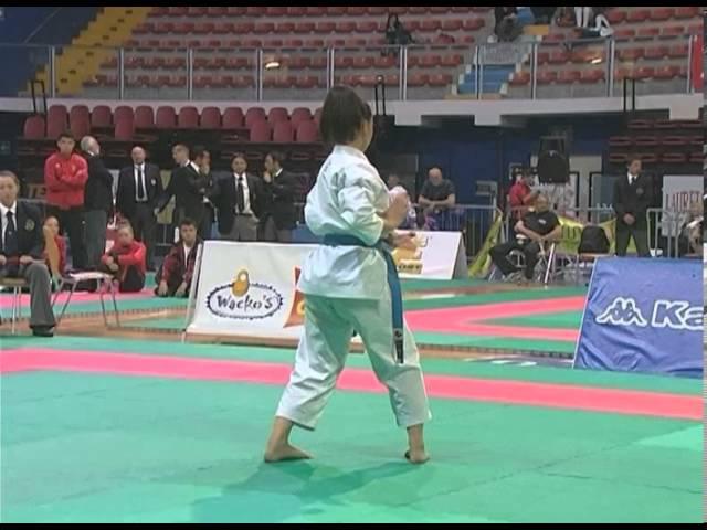 Open D'Italia di Karate Finale Kata Juniores Reale - D'Onofrio