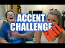 ACCENT CHALLENGE! - SCOTTISH VS CANADIAN | BeautyCreep