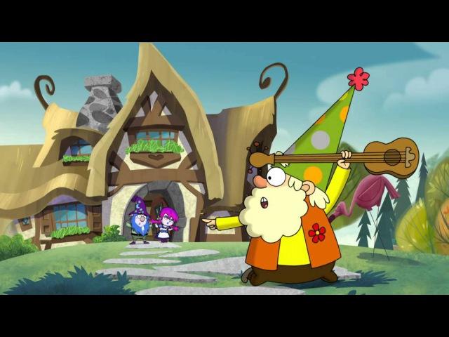 7 гномов - Сюрприз! Добро пожаловать к нам - Сезон 1 Серия 4 | Мультфильмы Disney