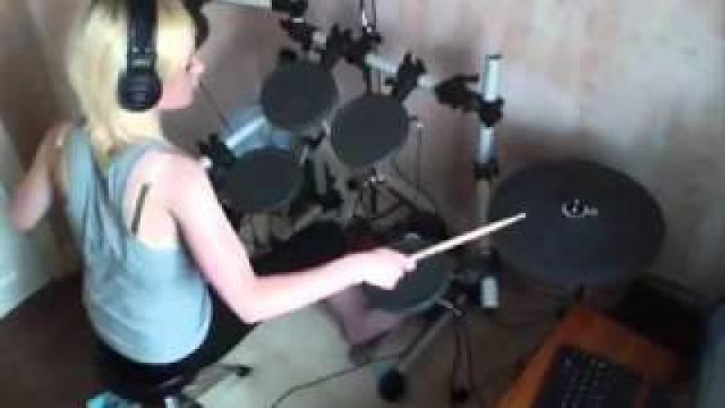 Kesha - Tik Tok (Drum Cover)