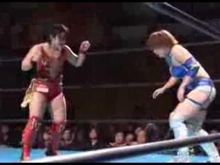 Kana vs. Meiko Satomura (Triple Tails Osaka, )