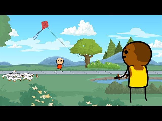 A Nice Day - Cyanide Happiness Shorts