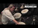Nicko McBrain - Where Eagles Dare [Drum Intro] - HD