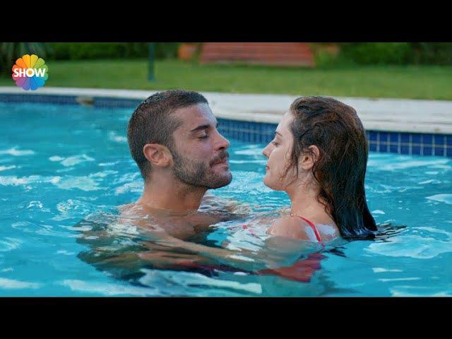 Ayşegül ve Canın Havuz Macerası İlişki Durumu Karışık 8.Bölüm