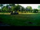 2С9 Ноны славянских сепаратистов стреляют со двора церкви