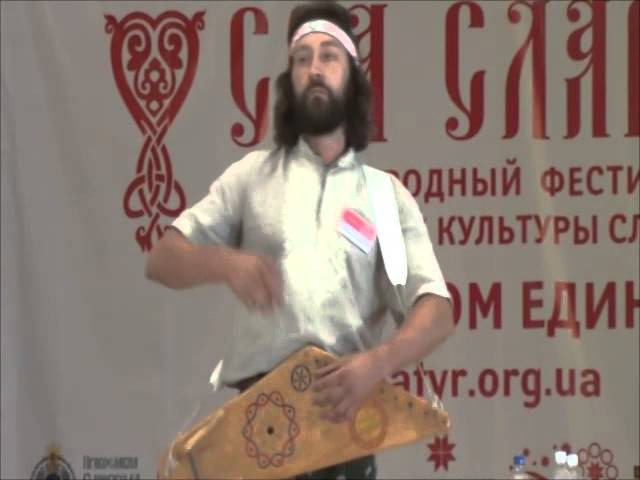 Бард-гусляр Белогор (Владимир Маслаков) (10.09.2009)