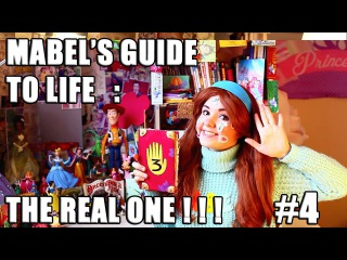 MABEL'S GUIDE TO LIFE : THE REAL ONE #4 ( Gravity Falls cosplay )