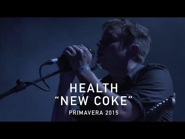 HEALTH NEW COKE Primavera 2015 PitchforkTV