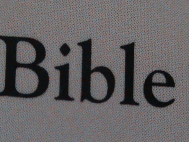 NCofJC-Библейская Школа-ТемаДух Иезавели12.30.2013