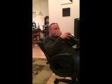 Играет в Dreadhalls на Gear VR