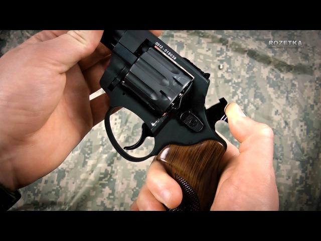 Обзор револьвера под патрон Флобера Stalker 2.5