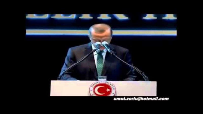 Recep Tayyip Erdoğan - Korkma! Çekinme! Üzülme! Hüzünlenme! Yeise Kapılma! Allah Bizimle Beraberdir!
