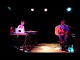 King Creosote &amp Jon Hopkins - Bubble (Live NY) (15.07.2015)