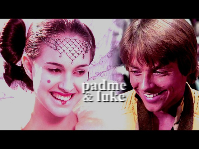 Padme luke there's good in him I know there's good in you