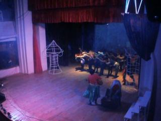 танец разбойников в бременских музыкантах
