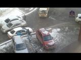 Конфликт на ул. Авиаторов 11.12.2015