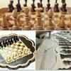 Nardi Time - нарды, шахматы ручной работы!