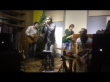 City Love band at 6/45. the song -