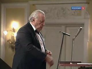С. В. Рахманинов - Концерт для фортепиано с оркестром №3 (Петров, Светланов, ГАСО)
