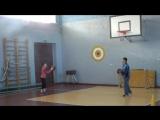 Терновая Настя - баскетбол)))
