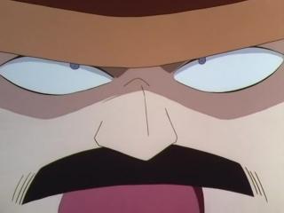 Detectiu Conan - 217 - El secret amagat de l'inspector Megré (1ª part)