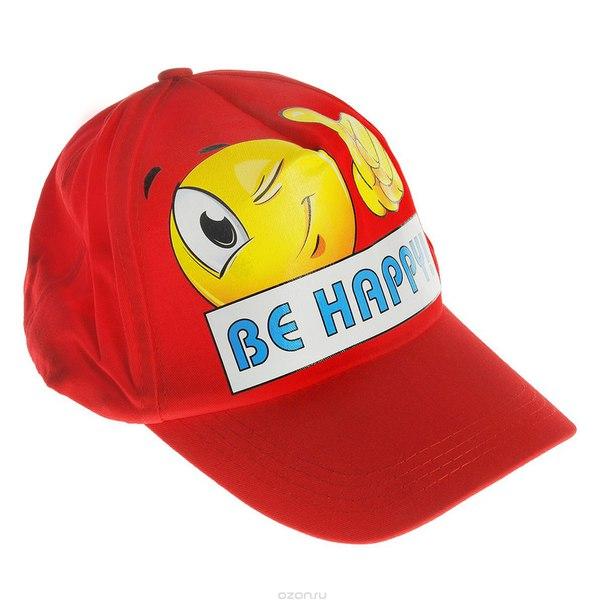 Бейчболка мужская be happy. 654536 Бейсболка, Sima-land